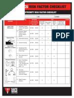 3384 Swm Ergonomic Risk Factor Checklist1