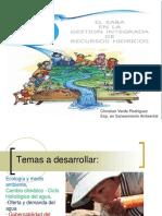 El SABA en La Gestión Integrada de Recursos Hídricos
