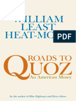 Least Heat-Moon, William--Roads to Quoz-An American Mosey
