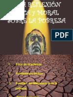 ETICA DE LA POBREZA - EXP. N° 11