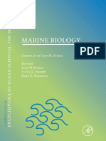 Marine Biology-Academic Press (2014)