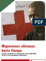 Migraciones Africanas Hacia Europa