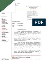 #LEVOTHYROX  - Lettre à M. Nicolas Revel - Cnamts - 22012018