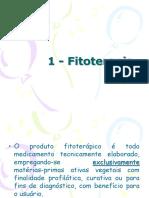 Farmacognosia Fitoterapia e métodos de extração.ppt