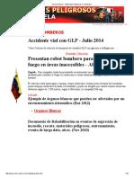 Para Bomberos - Materiales Peligrosos en Venezuela