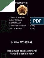 HARA MINERAL