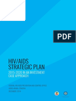 Hiv Aids Strategic Plan 2015-2020