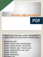 Studi Kelayakan 2014