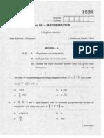 34 Mathematics EM