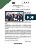 Nota de Prensa 2