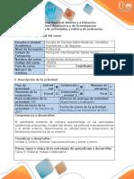 Guía de Actividades y Rubrica de Evaluación Tarea 3 - Fundamentos de Economía-1