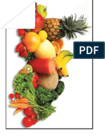 Come Frutas y Verduras