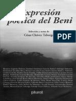 Chavez Taborga César - Expresión Poetica Del Beni
