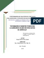 DETERMINACIÓN DE PARÁMETROS TÉCNICOS PARA (1).pdf