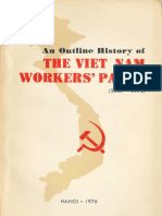 An Outline History of the Viet Nam Worker's Party