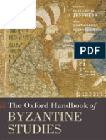 [Oxford Handbooks] Elizabeth Jeffreys, John Haldon, Robin Cormack (editors) - The Oxford Handbook of Byzantine Studies (Oxford Handbooks)   (2009, Oxford University Press, USA).pdf