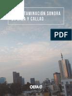 LIBRO LA CONTAMINACION SONORA LIMA Y CALLAO.pdf