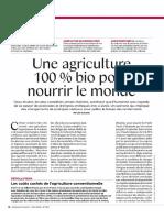 Bio-Sciences Et Avenir Mars 2018