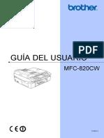 Mfc820 Spa Usr A