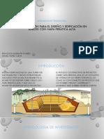 Ppt - INVESTIGACIÓN PARA EL DISEÑO & EDIFICACIÓN EN SUELOS CON NAPA FREÁTICA ALTA
