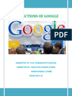Hrm Functions of Google