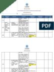 Cronograma de Actividades Historia y Política de La Educación Chilena