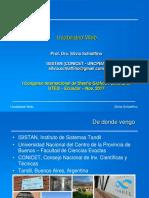 Usabilidad Web Dra Silvia Schiaffino