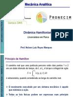 Dinâmica Lagrangiana-Prof. Nelson Luiz Reyes Marques(PARTE 2)