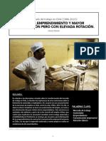 Mercado del trabajo en Chile (1986-2013)