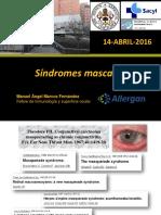 Síndromes Mascarada (masquerade syndromes)