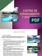 Centro de Esparcimiento y Diversion 1