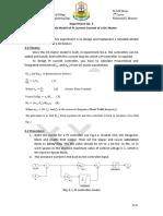 Experiment No 3 PI Current Control of DC Motor