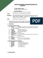 Informe Ampliacion de Plazo - Ranracancha