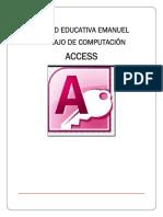 Ejercicio Access