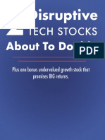 2 Disruptive Tech Stocks About to Double - V2