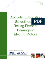 Acoustic Lubrication