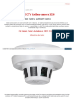 Cctvsmartsystems Co Uk Hidden Camera