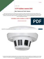 Cctvsmartsystems Co Uk Hidden Camera