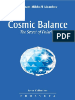 Cosmic Balance; The Secret of P - Omraam Mikhael Aivanhov