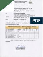 Informe cronograma de monitoreo pedagógico