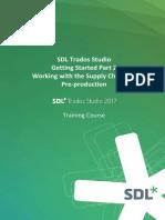 SDL Trados Studio 2017 - Getting Started Part 2.pdf