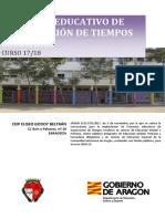 Proyecto Tiempos Escolares Eliseo Godoy 18 19 Validado(2)