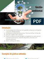 Gestão Ambiental - Importância Nas Empresas