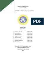 Kelompok 1-Aj1b19 (Askep CA Paru)