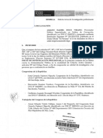 Procuraduria Anticorrupción - solicitud denuncia a congresistas Kenjivideos