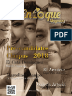 Enfoque Magazine No.1
