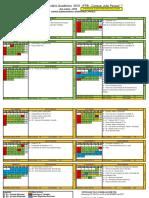 Calendario Academico 2018 Proeja Subseq Superior Provisorio