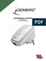Gembird Repiter WNP RP 002