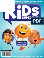 Kids Superclub Issue 34 September 2017