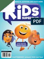Kids Superclub Issue 34 September 2017
